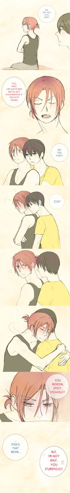RinxHaru - Are you mad? by Pleionne on DeviantArt