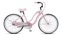 Schwinn Debutant Bike in Pink...reminds me of summer.