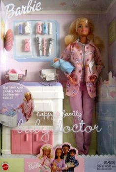 Happy Family Baby Doctor BARBIE Doll w 2 Baby Dolls (2002), http://www.amazon.com/dp/B004ELL9DS/ref=cm_sw_r_pi_awdm_5ZNjtb0VWCXS8
