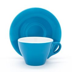 Filiżanka cappuccino Mocca 150ml, niebieska
