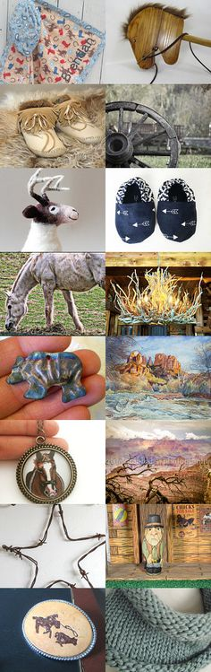 Way Out West by Margie on Etsy--Pinned+with+TreasuryPin.com