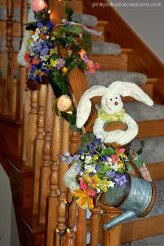 Easter House Tour