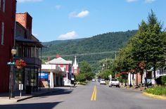 Hinton, West Virginia