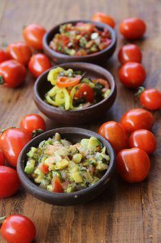 3 recetas chilenas de pebre para este 18: pebre agridulce, pebre de albahaca y pebre guacamole