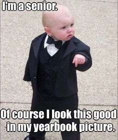 Funny quotes, jokes, memes, photos, and good humor! Funny Baby Memes, Hilarious Memes, Funny Babies, Funny Quotes, Baby Humor, Funniest Memes, Kids Humor, Funny Golf, Baby Memes