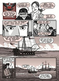 nathan hale spy | print nathan hale s hazardous tales one dead spy by nathan hale isbn ...