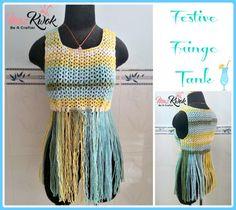 Free Crochet Top Patterns | AllFreeCrochet.com
