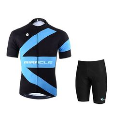 2016 Outdoor Sports Men's Short Sleeve Cycling Jersey ** Click image to review more details.