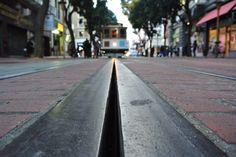Cablecar in San Fransico