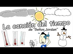 The Weather Song in Spanish / La Canción del Tiempo y el Clima - YouTube