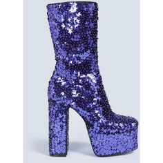 DSQUARED2 Queen Boots (€2.585) ❤ liked on Polyvore featuring men's fashion, men's shoes, men's boots, purple, mens purple shoes and dsquared2 mens shoes