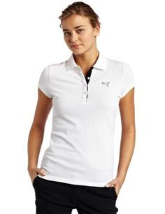 Puma Golf Women's Transdry Pique Polo, $34.38 - $75.00