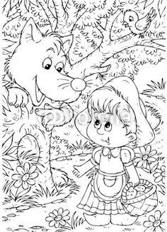 8 Meilleures Images Du Tableau Le Loup Et Les Sept Chevreaux Baby