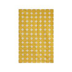(25) Fab.com | Bakul 5x8 White/Yellow