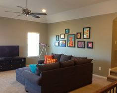 model home sectional | April 19th, 2014. Architecture, Home Remodel Design for Christmas with ...