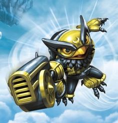 Legendary Hurricane Jet-Vac - Visit us at SkylanderNutts.com for more information on Legendary Hurricane Jet-Vac, retailers, reviews, unboxing and gameplay videos and more.