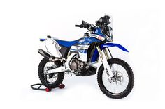 Yamaha WR450F Rally by Rebel X Sports