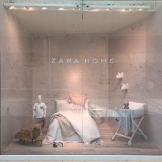 "ZARA HOME,Piazza San Babila, Milan, Italy, ""It's a Boy"", photo by The Displayer, pinned by Ton van der Veer"