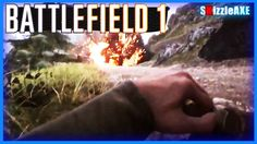 NEW Battlefield 1 Gameplay Teaser Trailer of Tanks & Combat for E3 2016 BF1 Multiplayer Gameplay