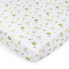 In the Pond Animals Frogs, Turtles and Ducks Baby Crib Fitted Sheet By Carters Fishing Nursery, Pond Animals, Luxury Bedding Sets, Baby Cribs, Linen Bedding, Bed Sheets, Frogs, Baby Ideas, Ducks