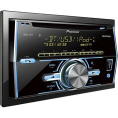 Pioneer - CD - Built-In Bluetooth - Car Stereo Receiver - Alternate View 2