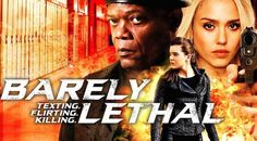 Barely Lethal Poster