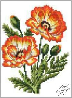 Cross stitch supplies from Gvello Stitch Inc. Hundreds of cross stitch products available delivered world-wide at affordable prices. We sell cross stitch kits, needles, things you need to make beautiful cross stitch designs. Beaded Cross Stitch, Cross Stitch Flowers, Cross Stitch Kits, Cross Stitch Designs, Cross Stitch Embroidery, Embroidery Patterns, Cross Stitch Patterns, Filet Crochet, Cross Stitching