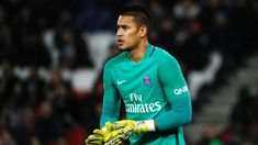 PSG keeper Alphonse Areola backed after error hands leveller to Lille