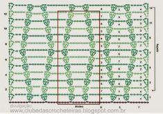 Coletânea de diversos trabalhos confeccionados em crochê e tricô que servem de inspiração para as crocheteiras e tricoteiras de plantão.