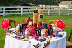 Country Birthday Party Ideas country style birthday partycountry
