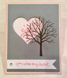 Card idea for Valentine's day