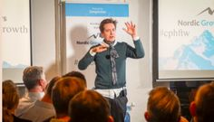 Nordic Growth Hackers #7: Your business model is constantly evolving - Øresund Startups