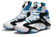 42bddbc416e9 Reebok Classics 2013 Shaq Attaq  Originally released in 1992 and worn by  Shaquille O Neal throughout the NBA season on his