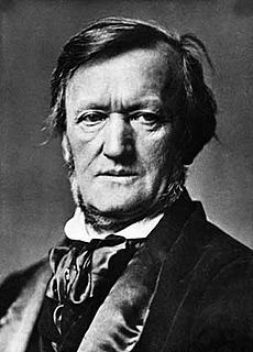 Wilhelm Richard Wagner 1813  – 1883 was a German composer, conductor, theatre director and polemicist primarily known for his music dramas.