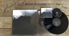 HEAVYDEATH - Eternal Sleepwalker on vinyl LP and CD, Svart Records.