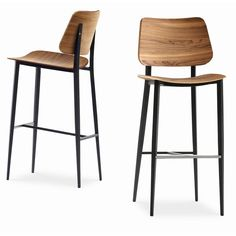 You'll love the Joe Bar Stool at Perigold. Enjoy white-glove delivery on large items. 26 Bar Stools, Counter Bar Stools, Kitchen Stools, Swivel Bar Stools, Bar Chairs, Side Chairs, Room Chairs, Wooden Bar Stools, Plywood Furniture