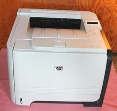 HP LaserJet P2055dn Laser Printer Very Clean Tested #HP Laser Printer, Printers, Washing Machine, Office Supplies, Home Appliances, Cleaning, Store, Ebay, House Appliances