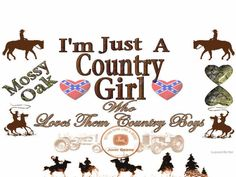 Country Girl Stuff graphics and comments