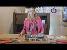 Condoleancekaart maken met Te Gekke Krijtjes | Sannie TV
