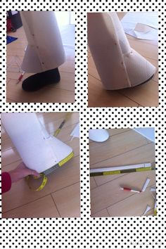 Rainbow Dash, Equestria Girls Boots/botas DIY tutorial parte /part 4                                                                                                                                                                                 More