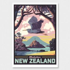 Whakatane Art Print (Vintage Travel Series) by Ross Murray endemicworld. everything art, all the time. Craft Beer Labels, Graphic Art, Graphic Posters, New Zealand Art, Tourism Poster, Nz Art, Poster Prints, Framed Prints, Kiwiana