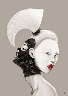 Джулио Росси (Giulio Rossi)   цифровая живопись