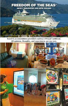 Set Sail on Royal Caribbean's Freedom of the Seas Cruise Ship