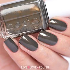 My September color.....Essie Armed & Ready Nail Polish | Live Love Polish