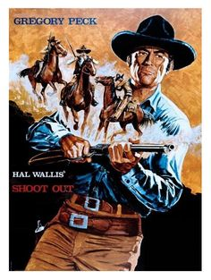 Shoot Out (1971) Directed by #HenryHathaway Produced by #HalBWallis Starring #GregoryPeck #PatQuinn #ShootOut #Hollywood #hollywood #picture #video #film #movie #cinema #epic #story #cine #films #theater #filming #opera #cinematic #flick #flicks #movies #moviemaking #movieposter #movielover #movieworld #movielovers #movienews #movieclips #moviemakers #animation #drama #filmmaking #cinematography #filmmaker #moviescene #documentary #screen New Movies, Movies Online, Pat Quinn, Hollywood Picture, Movie Talk, Gregory Peck, Epic Story, Video Film, Film Movie