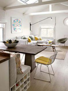 transformation of victorian maisonette creates ultimate london sanctuary living dining roomseclectic living roomkitchen - Kitchen Dining And Living Room Design