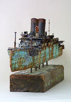 Ship Model...wow.