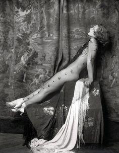 Сексуальность 100 лет назад или безумства Зигфелда