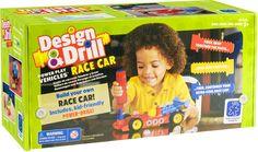 Helaas is er voor dit mooie product nog geen juiste omschrijving toegevoegd.  Wij doen ons uiterste best zo spoedig mogelijk voor dit product een omschrijving op te stellen.  Heeft u vragen over dit product ?  Dan kunt u geheel vrijblijvend contact met ons opnemen. Afmeting: 155x142x318 mm - Design & Drill Learning Resources: Racecar