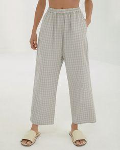 All Fashion, Ethical Fashion, Fashion Brand, Womens Fashion, Checker Pants, Chill Style, We Wear, How To Wear, Dapper Dan